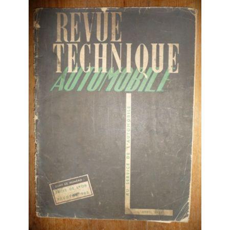 203 Revue Technique Peugeot