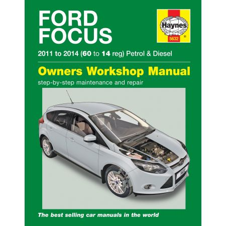 Focus 11-14 Revue technique Haynes FORD Anglais