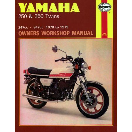 Yamaha 250 350 Twins 70-79...