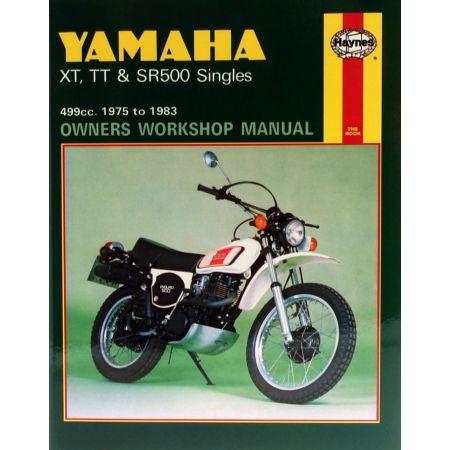 XT TT SR500 Singles 75-83...