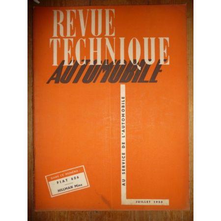 626 Revue Technique PL Fiat