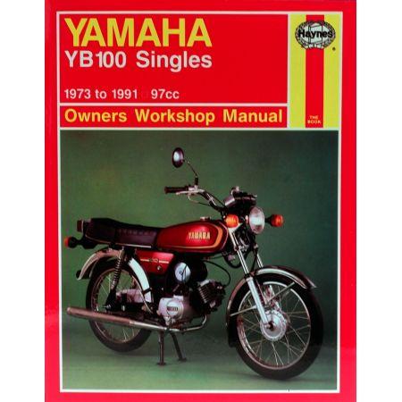 YB100 Singles 73-91 Revue...