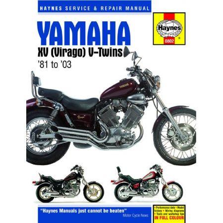 XV Virago 81-03 Revue...