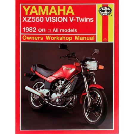XZ 550 Vision V-Twins 82-85...