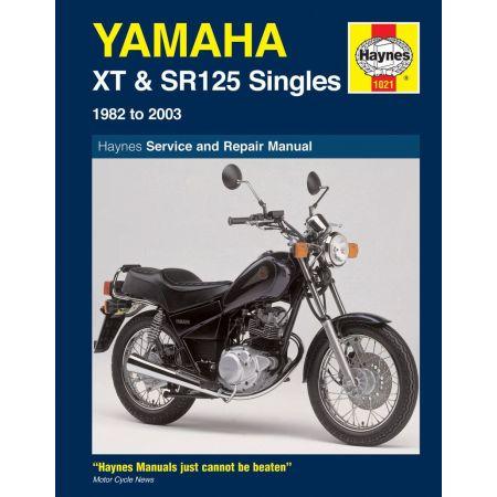 XT SR 125 82-03 Revue...