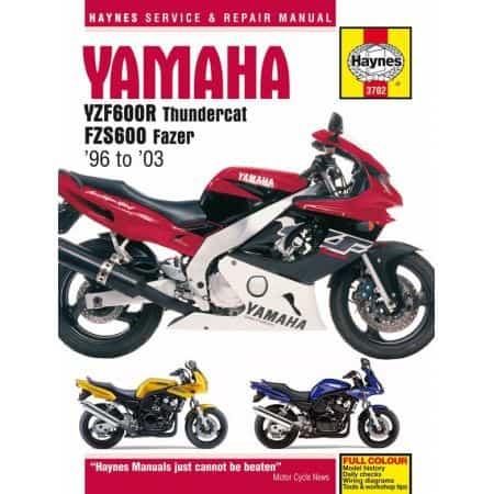 YZF600R Thundercat 96-03...