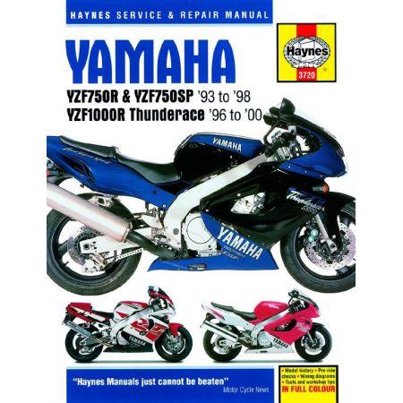 YZF 750R YZF 1000R 93-00...