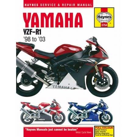 YZF-R1 98-03 Revue...
