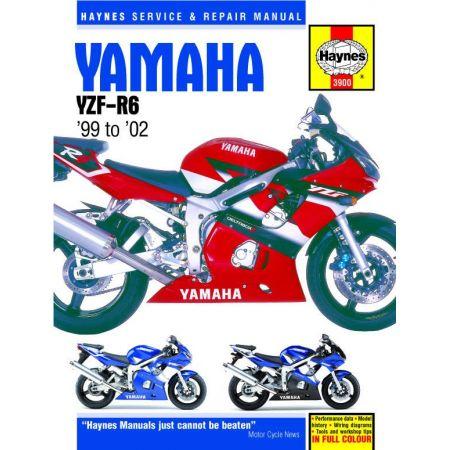 YZF-R6 99-02 Revue...