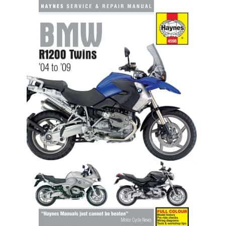 R1200 Twins 04-09 Revue technique Haynes BMW Anglais