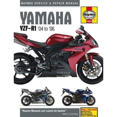 YZF-R1 04-06 Revue...