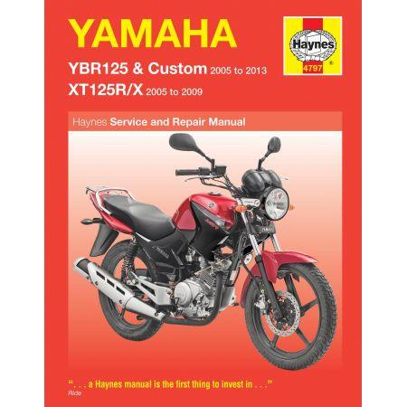 YBR 125 XT 125R X 05-13...
