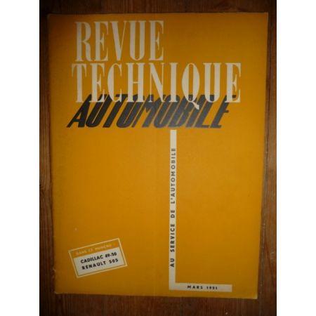 49-50 Revue Technique Cadillac