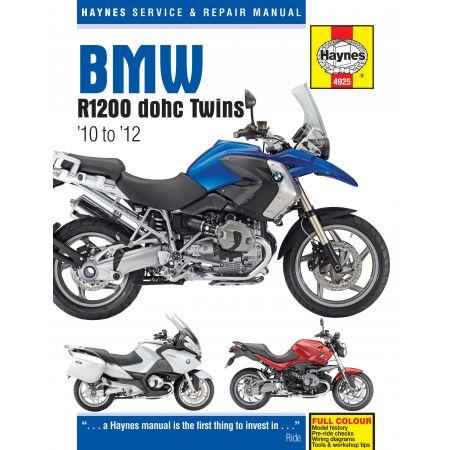 R1200 dohc 10-12 Revue technique Haynes BMW Anglais