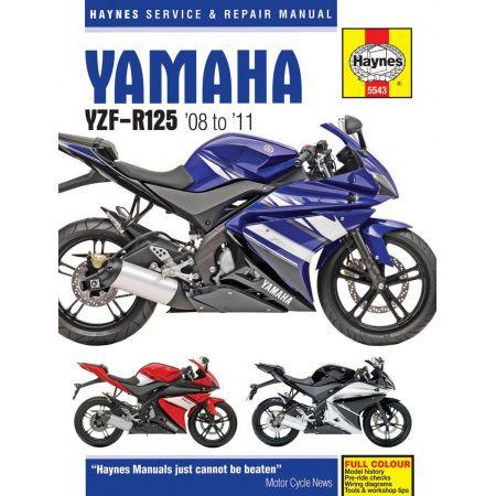 YZF-R125 08-11 Revue...