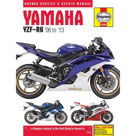 YZF-R6 06-13 Revue...