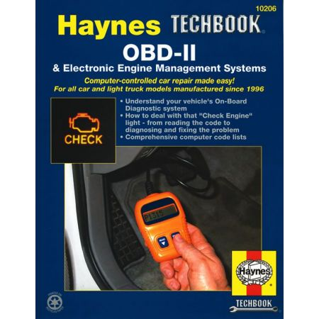 OBD-II and Electronic Engine Revue technique Haynes Anglais