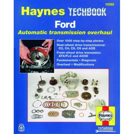 Automatic Transmission Overhaul Revue technique Haynes Anglais