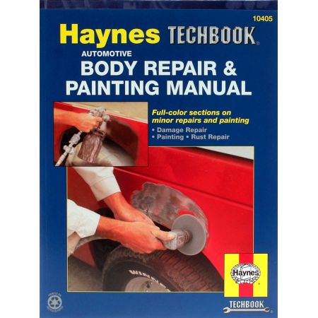 Automotive Body Repair and Painting Revue technique Haynes Anglais