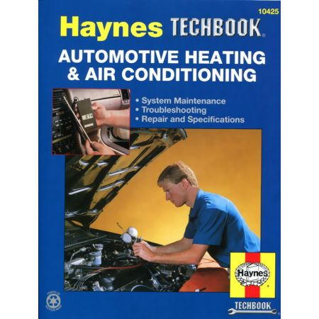 Automotive Heating and Air Conditioning Revue technique Haynes Anglais