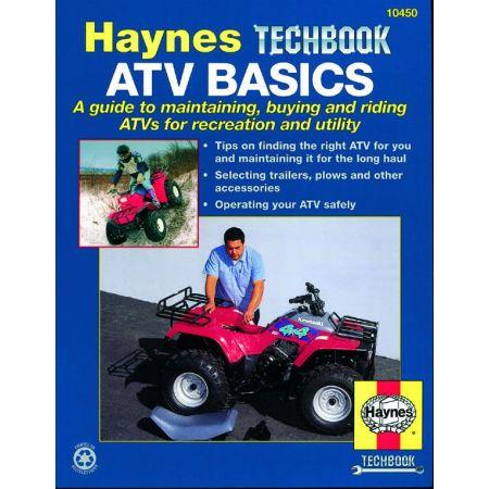 ATV Basics Revue technique Haynes Anglais