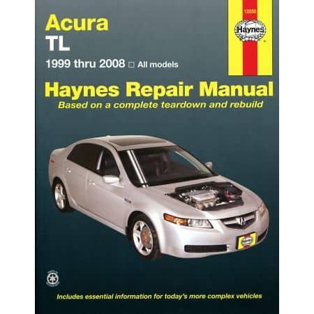 TL 99-08 Revue technique Haynes HONDA ACURA Anglais