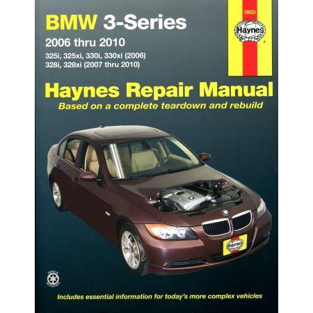 3-Series 06-10 Revue technique Haynes BMW Anglais