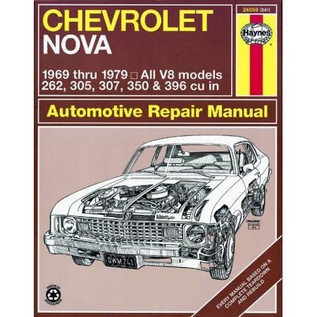 Nova 69-79 Revue technique...