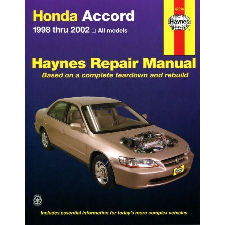 Accord 98-02 Revue...