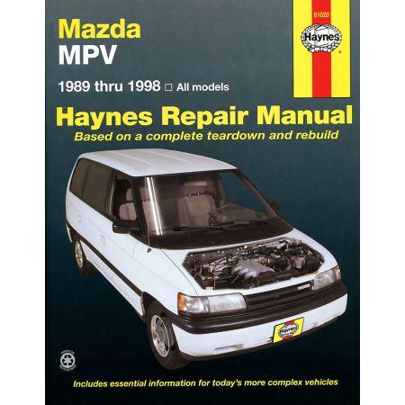 MPV 89-98 Revue technique Haynes MAZDA Anglais