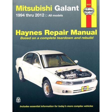 Galant 94-12 Revue technique Haynes MITSUBISHI Anglais