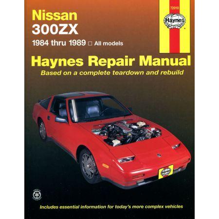 300ZX 84-89 Revue technique Haynes NISSAN Anglais