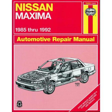 Maxima 85-92 Revue technique Haynes NISSAN Anglais