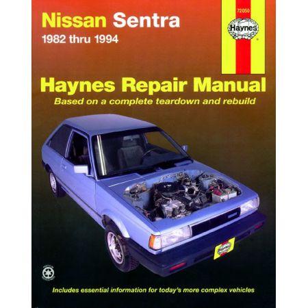Sentra 82-94 Revue technique Haynes NISSAN Anglais
