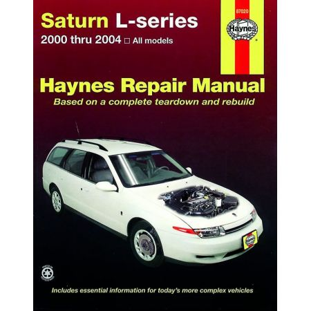 L-series 00-04 Revue technique Haynes SATURN Anglais