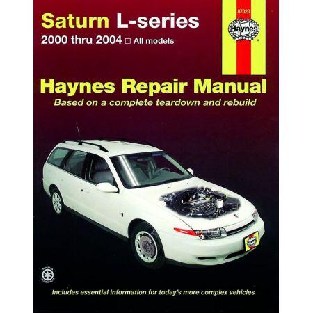 L-series 00-04 Revue technique Haynes SATURN Anglais