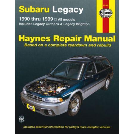 Legacy 90-99 Revue technique Haynes SUBARU Anglais