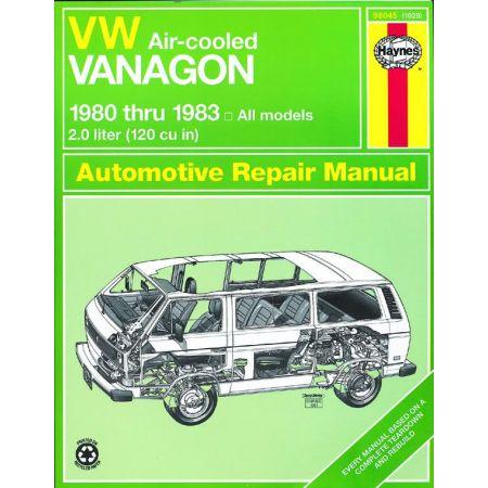 Air-cooled Vanagon 80-83...