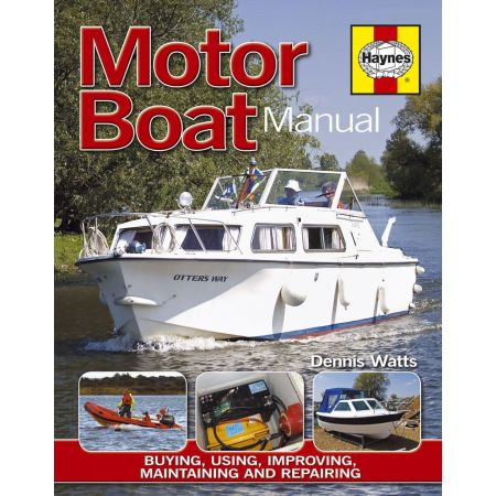 Motor Boat Manual Buying using maintaining Revue Haynes Anglais