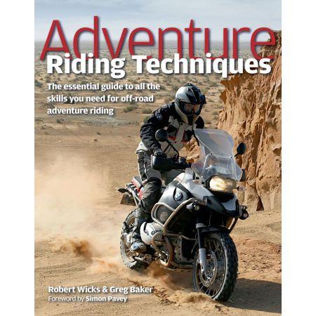 Adventure Riding Techniques Revue technique Haynes Anglais