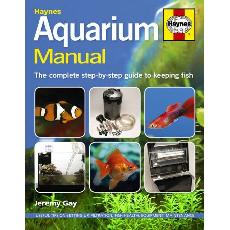 Aquarium Manual Revue technique Haynes Anglais