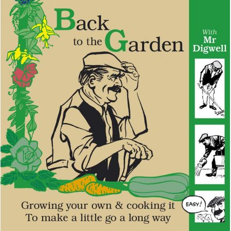 Back to the Garden with Mr Digwell Revue technique Haynes Anglais