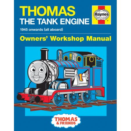 Thomas the Tank Engine Manual Revue technique Haynes Anglais