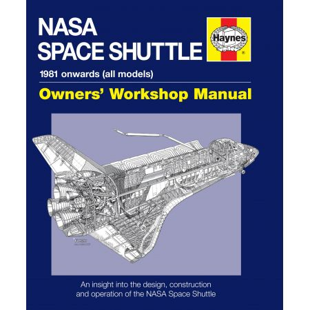 NASA Space Shuttle Manual Revue technique Haynes Anglais
