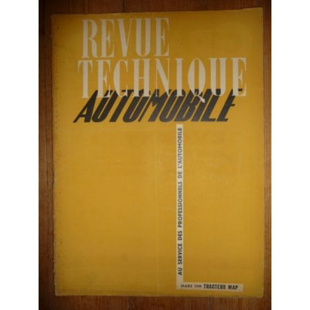DR3 Revue Technique Agricole Map