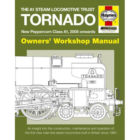 Tornado Manual Revue technique Haynes Anglais