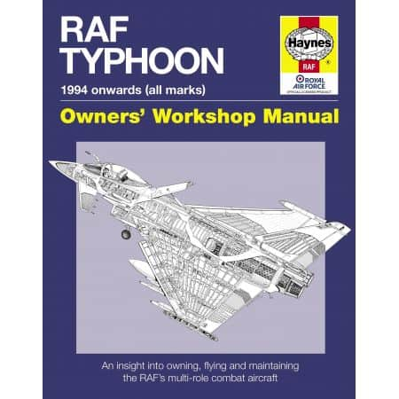 RAF Typhoon Manual Revue technique Haynes Anglais