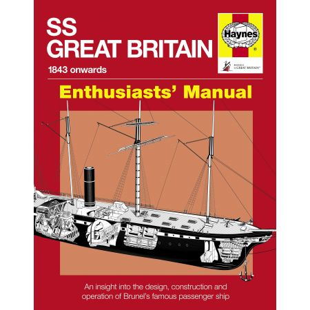 SS Great Britain Manual Revue technique Haynes Anglais