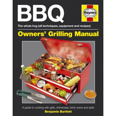 BBQ Manual Revue technique Haynes Anglais