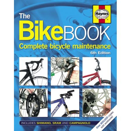 Bike Book 6th Edition Revue technique Haynes Anglais